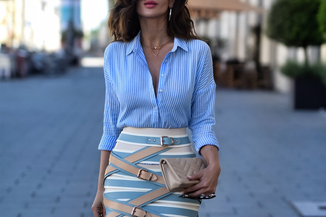 Strap-Skirt